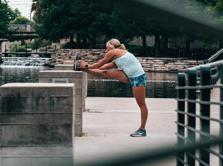 kiedy trenować aktywność fizyczna streshing