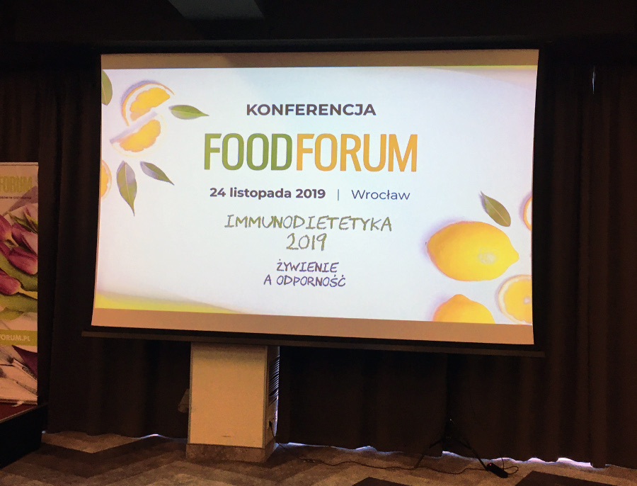 konferencja food forum immunodietetyka
